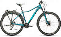 Велосипед Cube Access WS Pro Allroad 29 stoneblue´n´blue (2021)
