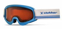 Маска Slokker SLK Goggle Brenta orange blue (2020)
