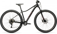 Велосипед Cube Access WS Race 27.5 black´n´hazypurple (2021)
