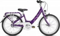 Велосипед Puky Skyride 20-3 Alu light 4450 lilac лиловый