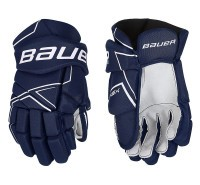 Перчатки Bauer S18 NSX Gloves JR navy