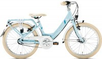 Велосипед Puky Skyride 20-3 Alu light 4451 azure лазурный