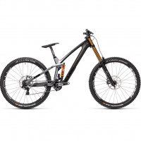 "Велосипед CUBE TWO15 HPC SLT 29"" carbon´n´flashgrey (2021)"