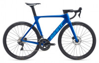 "Велосипед Giant Propel Advanced 2 Disc 28"" Electric Blue (2020)"