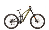 "Велосипед Cube TWO15 HPC SL 29"" olive 'n' grey (2021)"