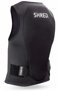Защита спины Shred Flexi Back Protector Vest Mini (2020)