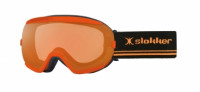 Маска Slokker SLK Goggle Pordoi orange (2020)