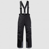 Брюки Jack Wolfskin GREAT SNOW PANTS Kids Black (2021)