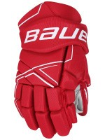 Перчатки Bauer S18 NSX Gloves SR red