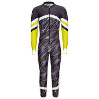Комбинезон Head Race Suit Men black/yellow (2021)