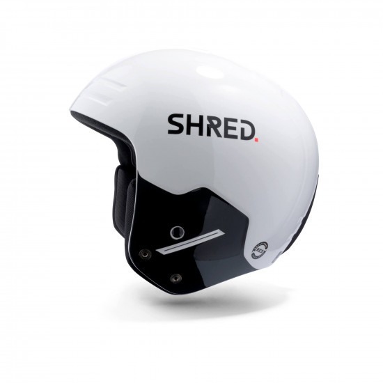 Шлем Shred Basher Ultimate white (2020)