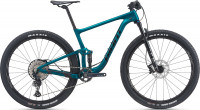 Велосипед Giant Anthem Advanced Pro 29 2 Teal (2021)