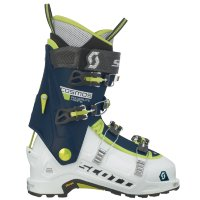 Горнолыжные ботинки Scott Tour Men Cosmos white/majolica blue