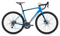 Велосипед Giant Defy Advanced 3 HYDRAULIC (HRD) Metallic Blue / Metallic Black (2020)