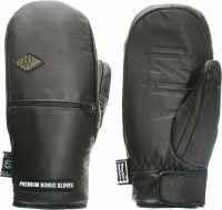 Варежки мужские TERROR SNOW BONUS GLOVES LEATHER brown