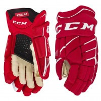 Перчатки CCM JETSPEED FT370 JR red/white