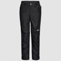 Брюки Jack Wolfskin Snowy Days Pants Kids Black (2021)