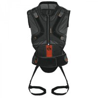 Back Protector CRX black/red защита спины