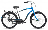 Велосипед Giant Simple Three Metallic Blue one size (2020)