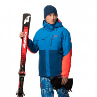 Куртка Jack Wolfskin GREAT SNOW JACKET blue pacific (2021)