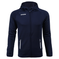Толстовка CCM Full Zip Hood SR NV