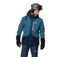 Куртка Jack Wolfskin Big White Jacket M dark indigo (2020)