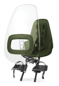 Лобовое стекло Bobike Windscreen One+ olive green