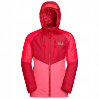 Куртка Jack Wolfskin Great Snow Kids Coral Pink (2021)