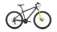 Велосипед Forward Sporting 27.5 2.0 disc gray (2019)