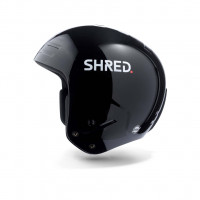Шлем SHRED BASHER BLACK (2021)