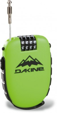 Замок Dakine Cool Lock Gre Green зелёный