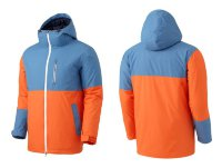 Куртка Romp 180 Switch Slim Jacket FW15-16 Orange/Slate Blue
