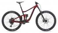Велосипед Giant Reign 29 SX Biking Red (2020)