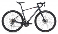 "Велосипед Giant Revolt 1 28"" Gunmetal Black (2020)"
