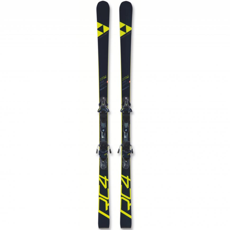 Горные лыжи Fischer RC4 Worldcup GS Jr. 120-125 (2019) купить со ... 9074ba932a5