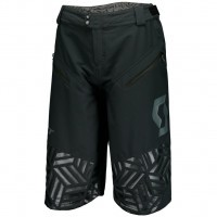 Шорты Scott Trail 20 с памперсом black/dark grey