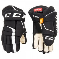 Перчатки CCM Super Tacks AS1 YTH Black/white