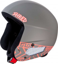 Шлем Shred Mega Brain Bucket RH Norfolk rust/gray rust