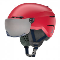 Шлем Atomic SAVOR VISOR JR red (2021)