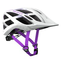 Шлем Scott Spunto white/purple