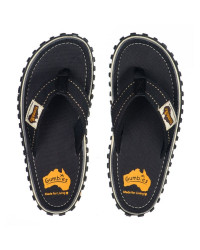 Шлепки Gumbies Flip Flop Black (BLK) (2016)