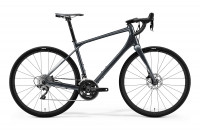 Велосипед Merida Silex 4000 matt anthracite/glosst black (2021)