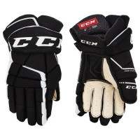 Перчатки CCM Tacks 9060 JR Black/White