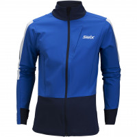 Куртка Swix Quantum performance jacket M, Olympian blue (2020)