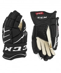 Перчатки CCM JETSPEED FT370 JR black/white