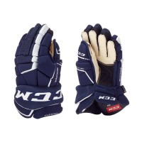 Перчатки CCM Tacks 9060 SR Navy/White