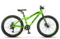 "Велосипед Stels Adrenalin MD 24"" V010 neon/lime (2019)"