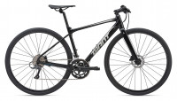 "Велосипед Giant FastRoad SL 3 28"" Metallic Black / Metallic Blue (2020)"