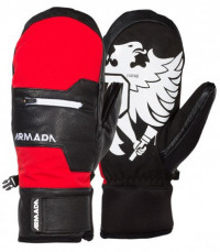 Варежки Armada Tremor Mitt red