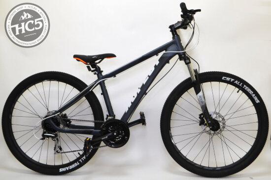 Велосипед Aspect Stimul 27.5 серо-черный (демо-товар, состояние идеальное) купить со скидкой в интернет-магазине HC5